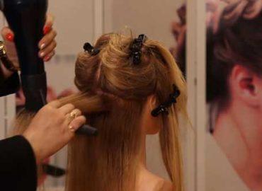 براشینگ موی زنانه